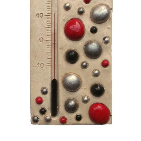 Thermomètre bulle détail