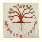 Cadran solaire arbre de vie