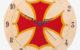 Pendule croix occitane