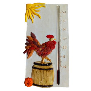 Thermomètre coq français